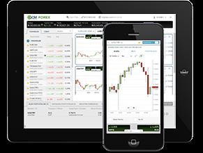 GCM Trader iOS